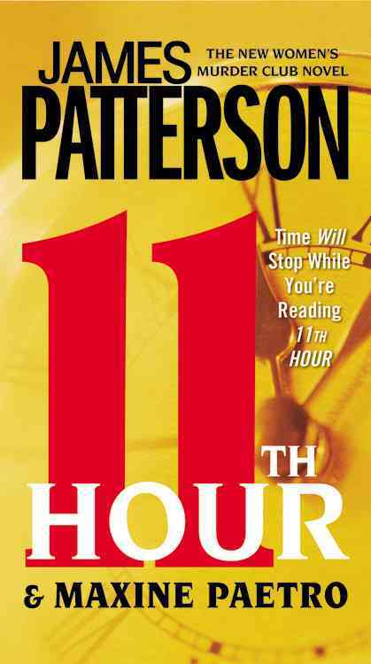11th Hour By Patterson, James/ Paetro, Maxine